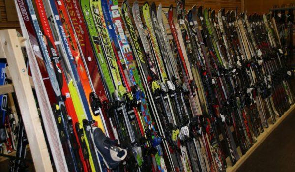 Ski-und Snowboard Börse