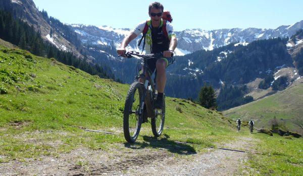 Mountainbike-Treff